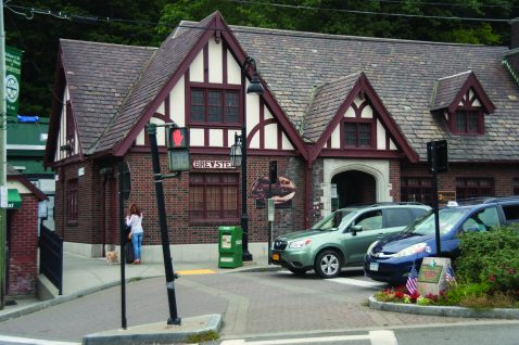 Brewster Metro North Station