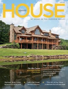 Upstate House Fall 2017 issue cover