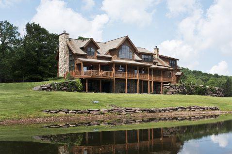Adirondack Style Home in Roxbury - 248 Golf Course Road