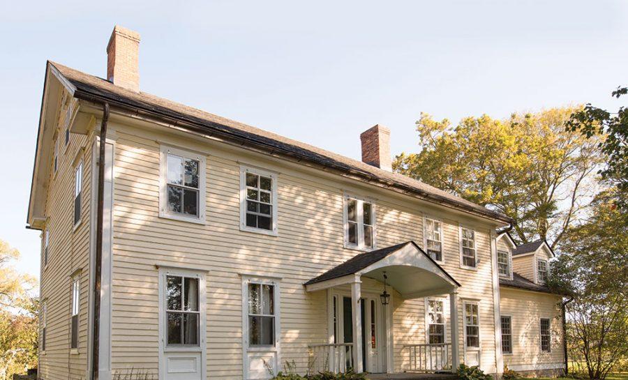 historic farmhouse north east
