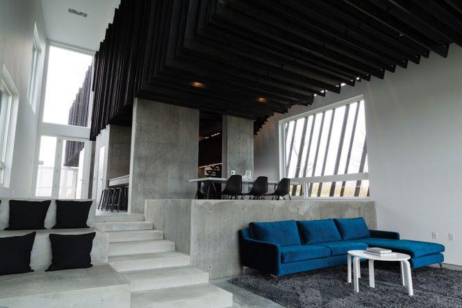 sleeve house gary dimauro modernist