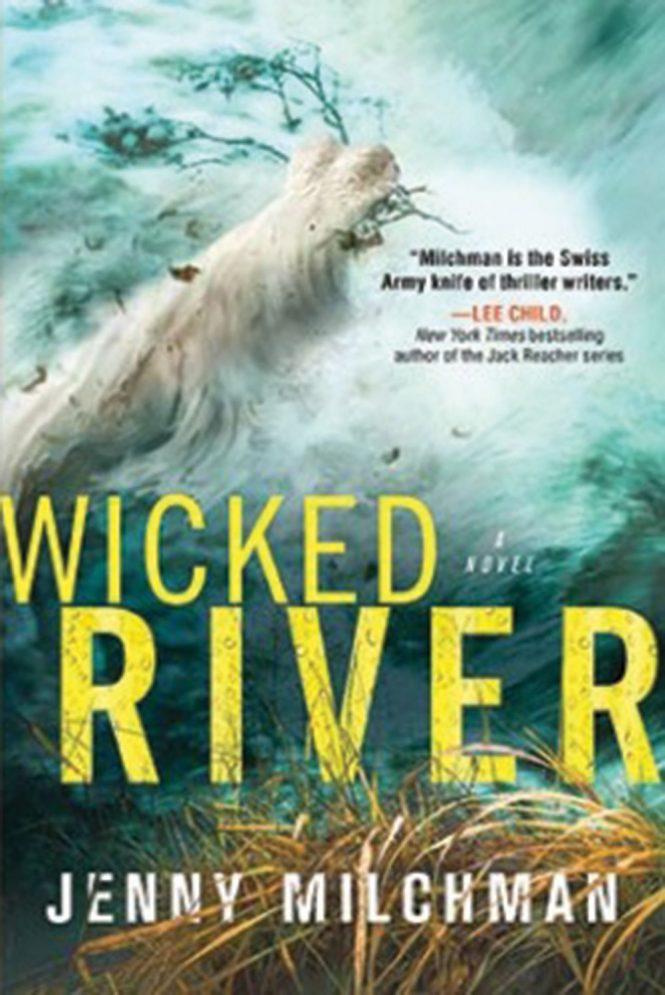wicked river jenny milchman