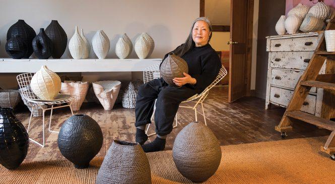 bearsville ceramicist Young Mi Kim